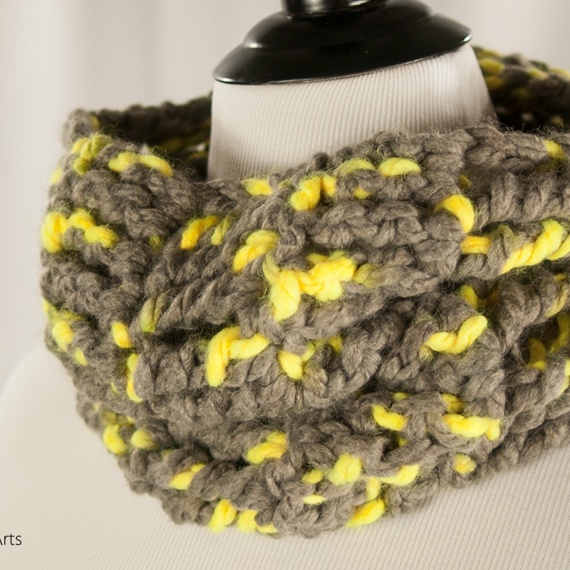 Handmade Toucan Cowl   Webster Fiber Arts   Etsy