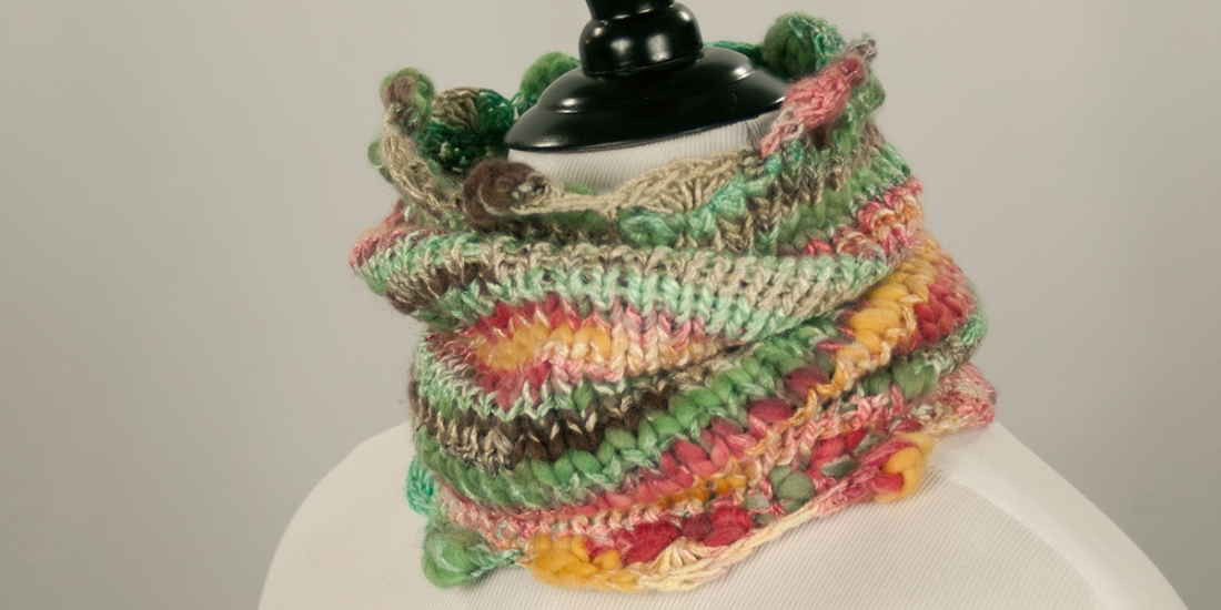 Smooth & Melty Cowl | Webster Fiber Arts