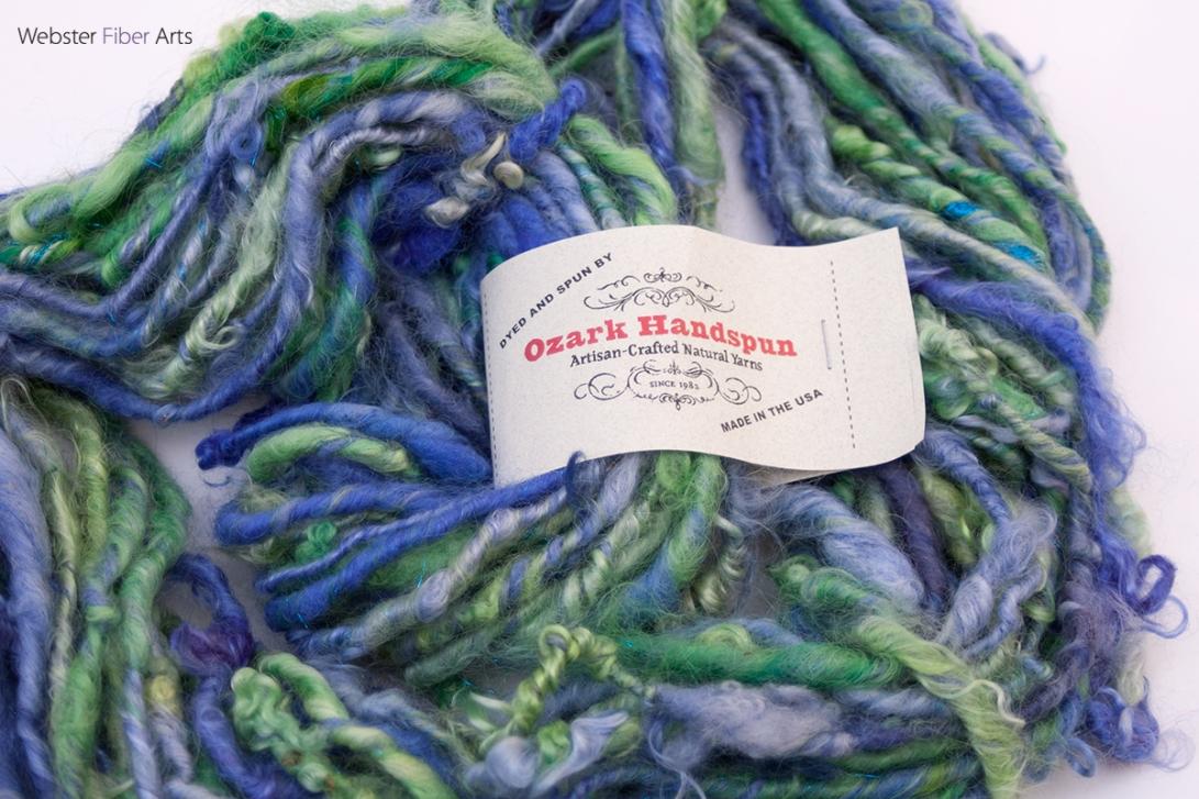 Ozark Handspun, Lilies | Webster Fiber Arts