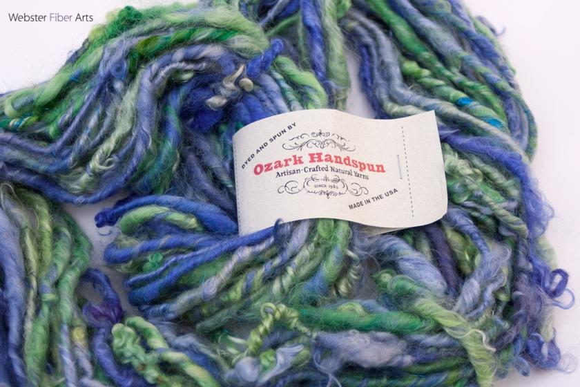 Ozark Handspun, Lilies   Webster Fiber Arts