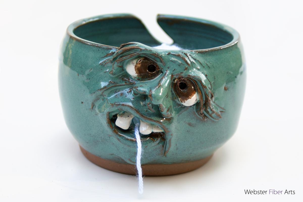 Yarn Bowl by Nancy Fairbanks | Webster Fiber Arts