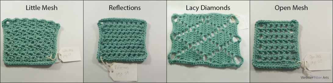 Easy Stitches 6 | Webster Fiber Arts