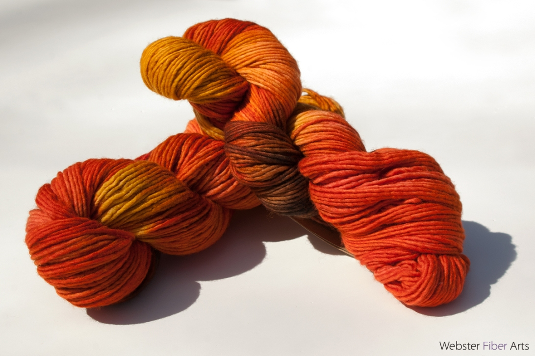 Manos del Uruguay – Maxima – Tigerlily | Webster Fiber Arts