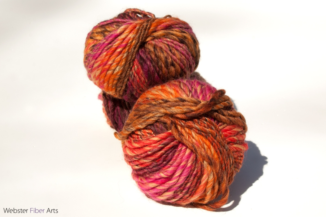 Plymouth Yarn – Bazinga – Raz Chocolate | Webster Fiber Arts