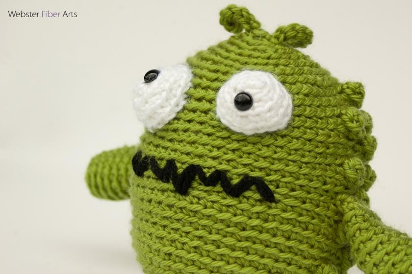 Green Monster | Webster Fiber Arts