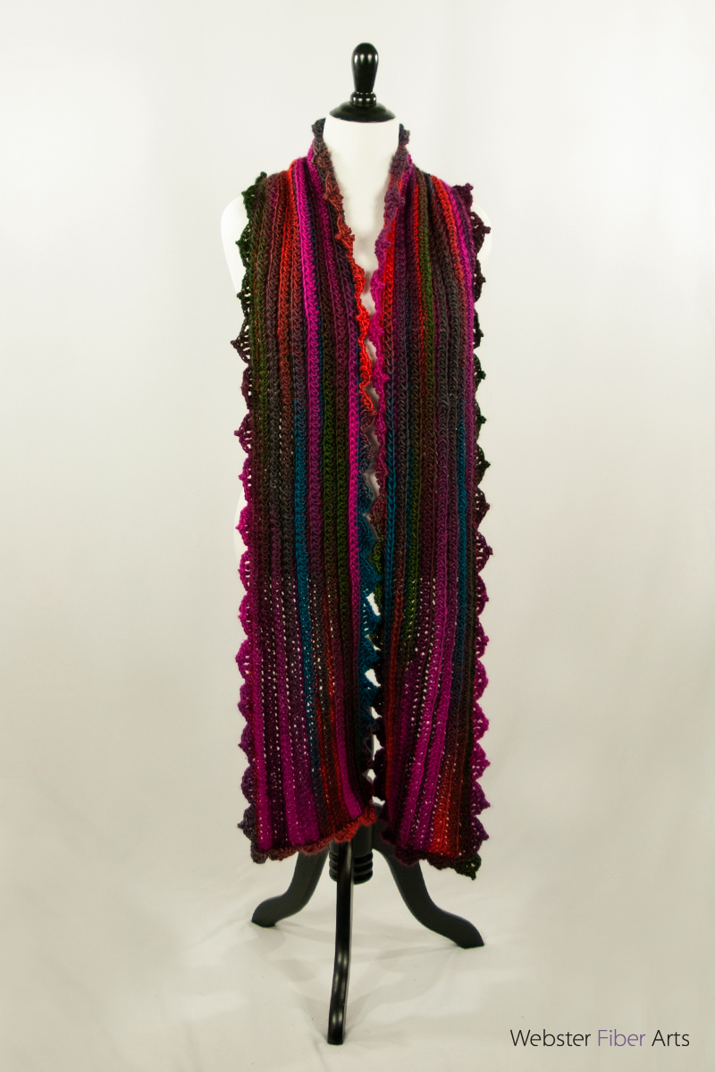 Mom's Scarf 2 | Webster Fiber Arts