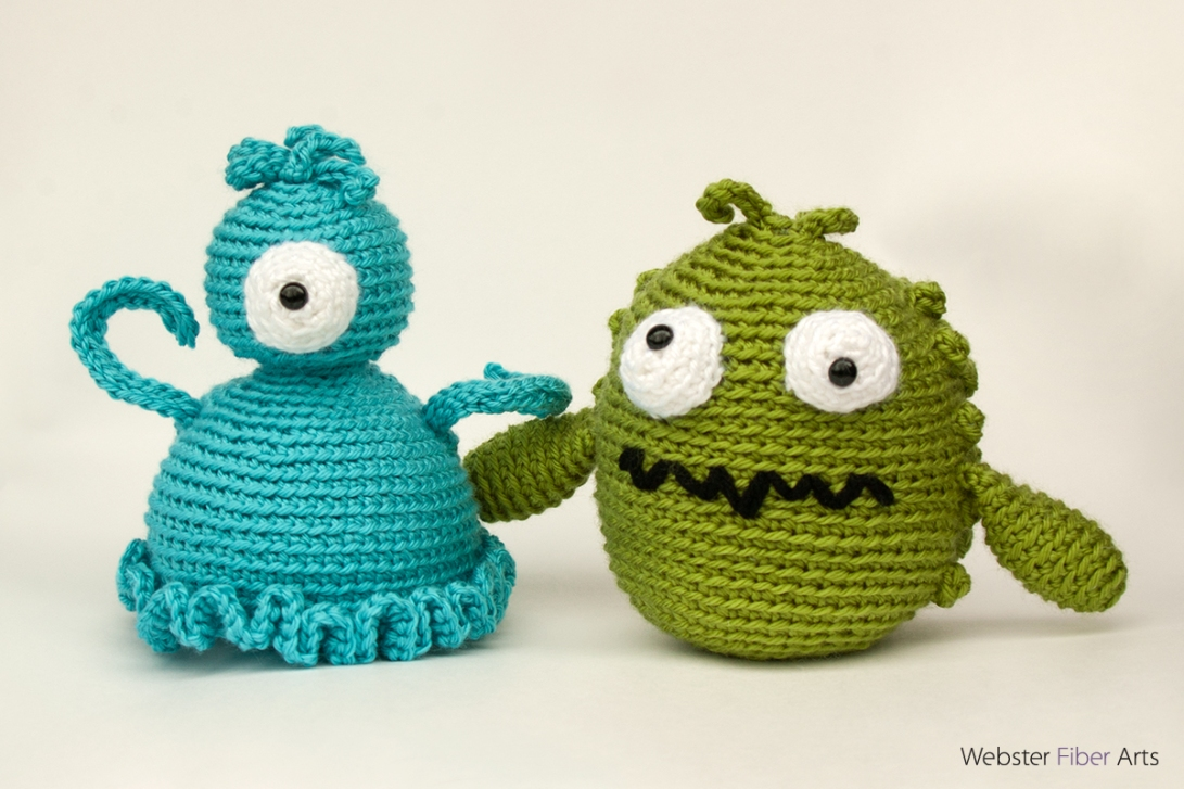 Monsters! | Webster Fiber Arts