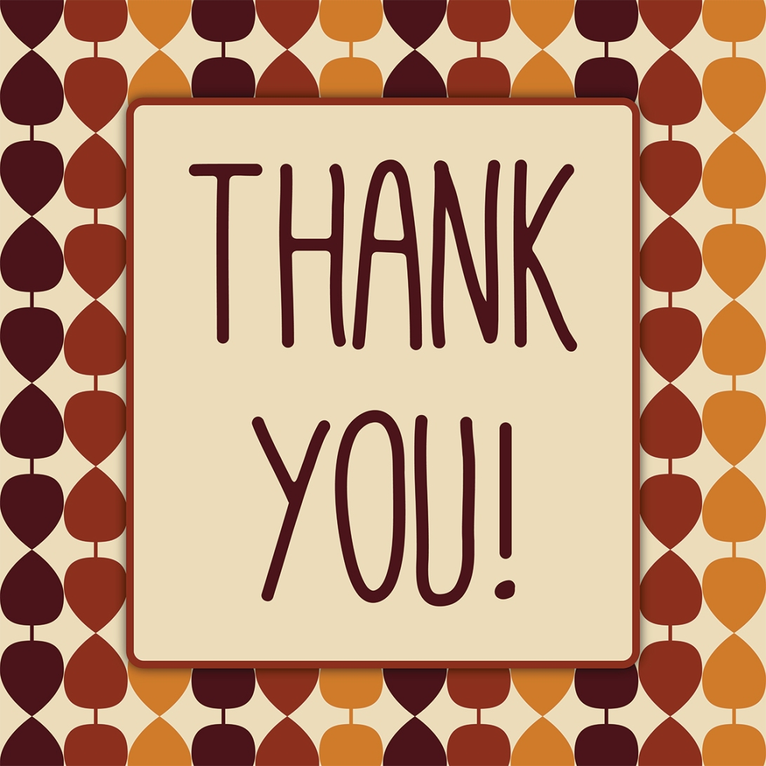 Thank You! | Webster Fiber Arts