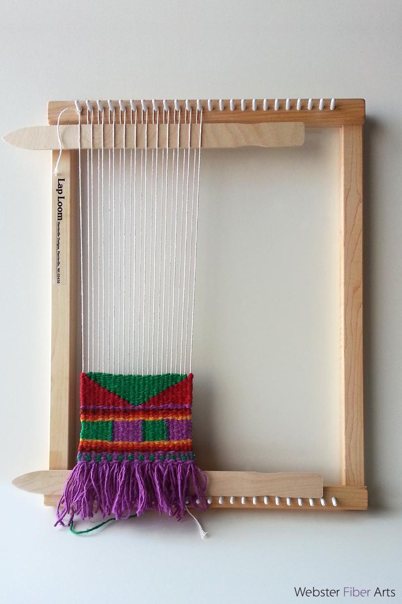 My New Toy | Webster Fiber Arts