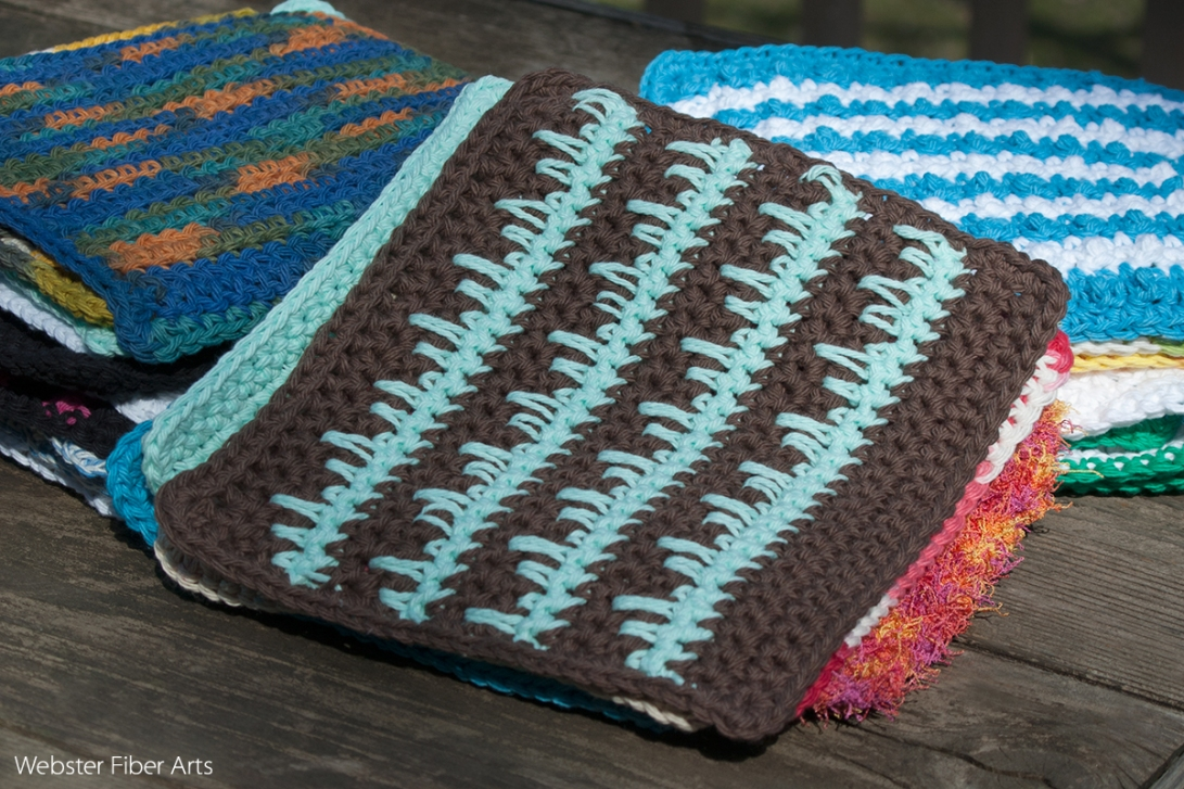 Dishcloths | Webster Fiber Arts
