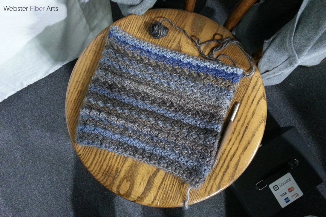 The Show Cowl| Webster Fiber Arts