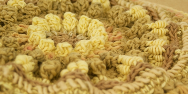 In the Weeds Detail | Webster Fiber Arts