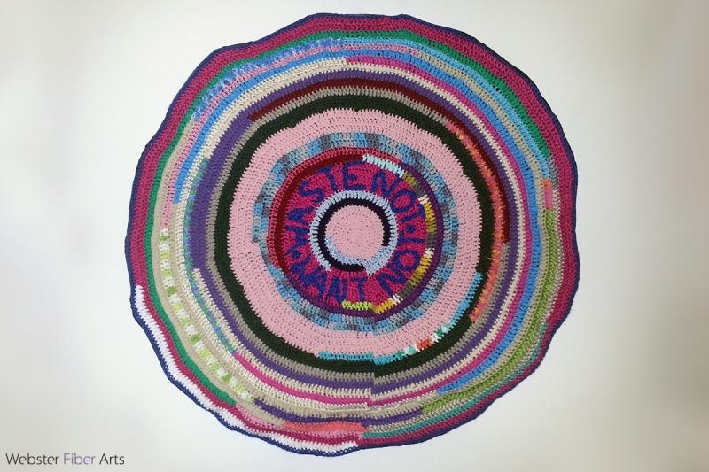 Waste Not Want Not by Annie Webster | Webster Fiber Arts