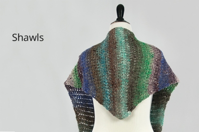 Shawls by Annie Webster | Webster Fiber Arts