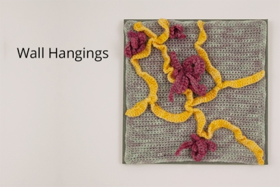 Wall Hangings by Annie Webster | Webster Fiber Arts