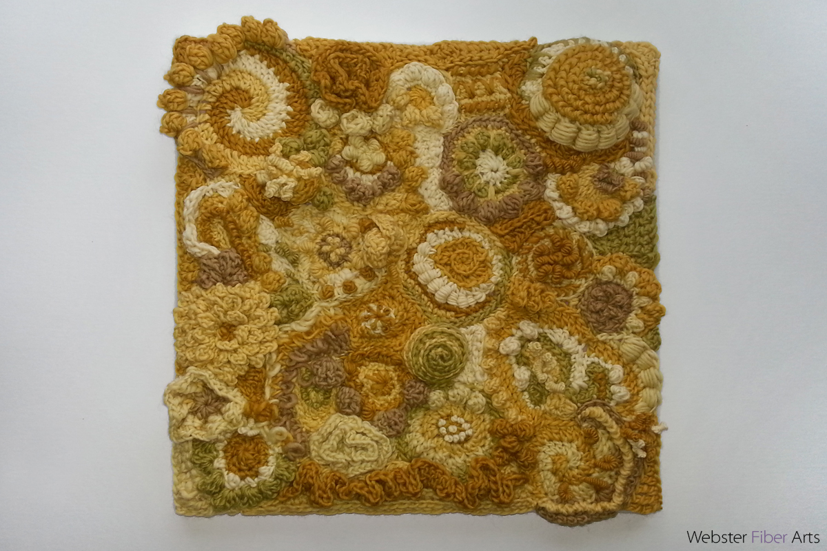 Marigold Merriment | Annie Webster | Webster Fiber Arts