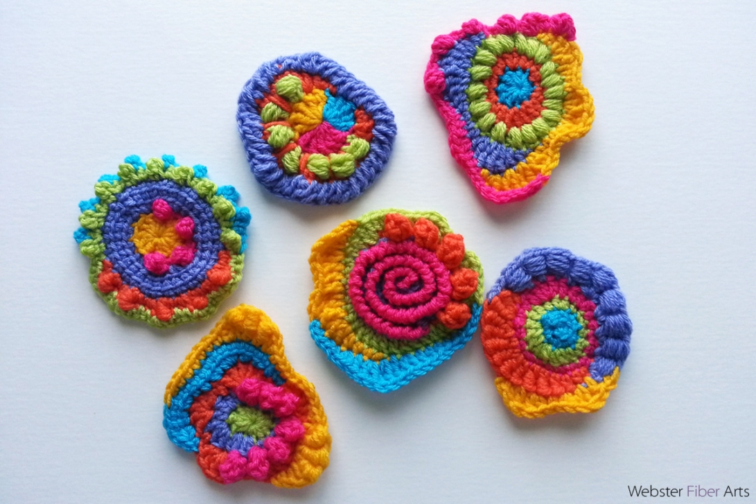 Some Bright Scrumbles | Annie Webster | Webster Fiber Arts