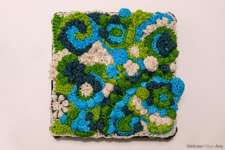 Texture Study: Bumpy | Annie Webster | Webster Fiber Arts