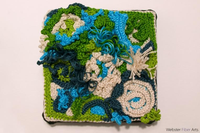 Texture Study: Shaggy | Annie Webster | Webster Fiber Arts