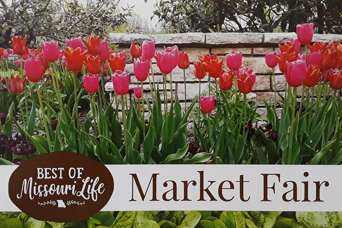 Best of Missouri Life Market Fair at Powell Gardens - April 28 and 29