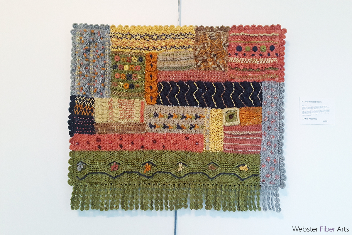 Harvest Meditation | Annie Webster | Webster Fiber Arts