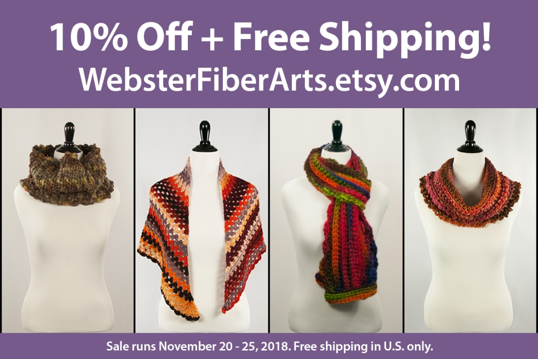 Webster Fiber Arts on Etsy