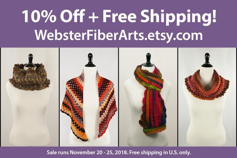 Webster Fiber Arts on Etsy