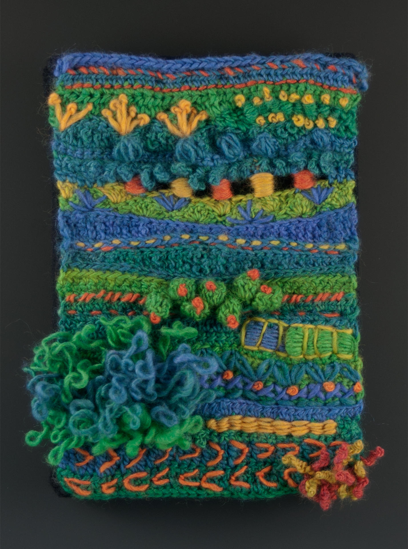 Field | Annie Webster | Webster Fiber Arts