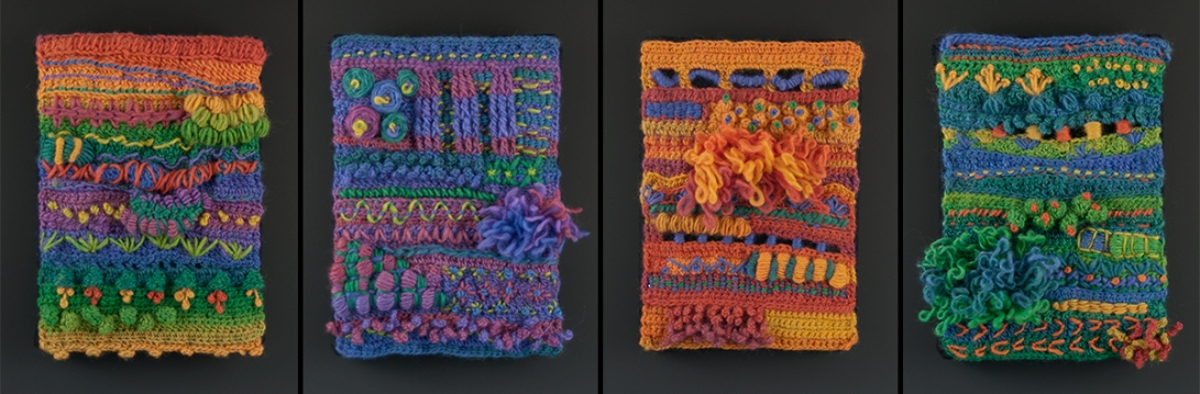 Earth Series by Annie Webster | Webster Fiber Arts
