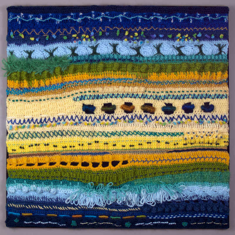 Sunny Days by Annie Webster | Webster Fiber Arts