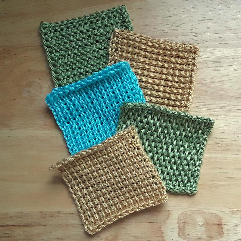 Introduction to Tunisian Crochet