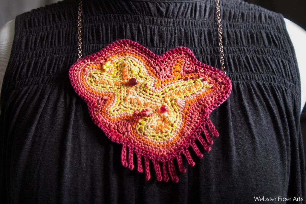 The Fire Inside | Annie Webster | Webster Fiber Arts
